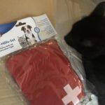 Notfall Erste Hilfe Set Katze